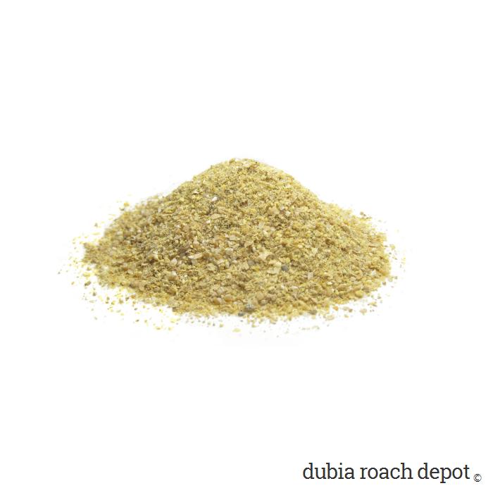 Dubia roach chow